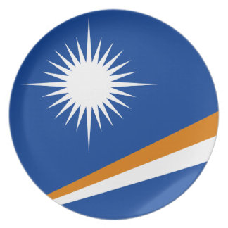 Marshall Islands Plate