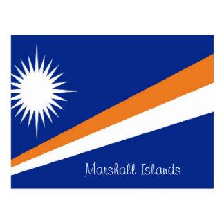 Marshall Islands postcard
