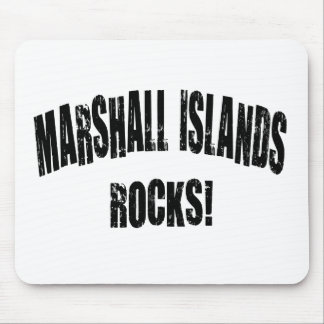 Marshall Islands Rocks! Mouse Pad