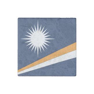 MARSHALL ISLANDS STONE MAGNET