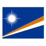 Marshall Islands Tarjeta Postal