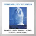 Marshall Islands UNITED STATES nuclear test Print