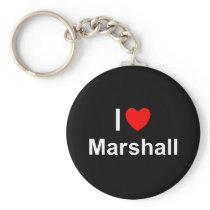 Marshall Keychain