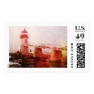 Marshall Lighthouse Stamps