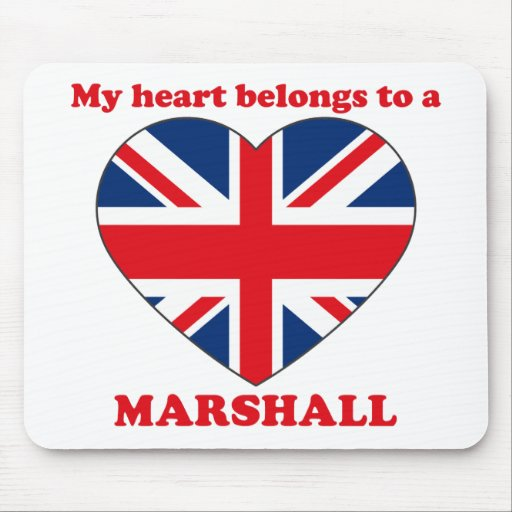 Marshall Mouse Pad