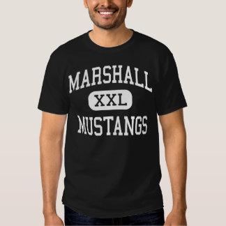 Marshall Mustangs Middle Columbus Georgia Tee Shirt
