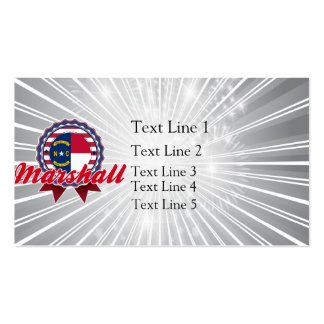 Marshall, NC Double-Sided Standard Business Cards (Pack Of 100)
