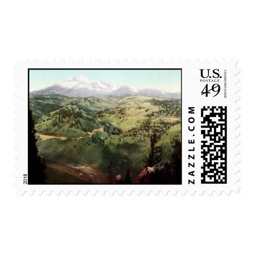 Marshall Pass Colorado Postage