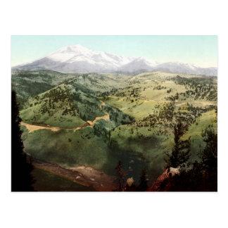 Marshall Pass Colorado Postcard