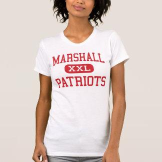 Marshall - Patriots - Middle - Marshall Michigan Tee Shirt