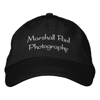 Marshall Paul Peaked Cap