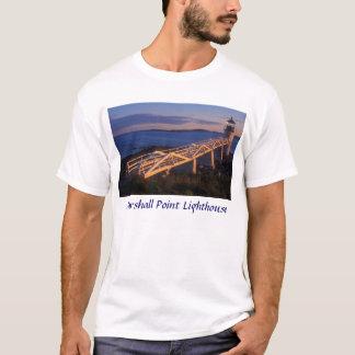 Marshall Point Lighthouse at Sunset T-Shirt