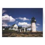 Marshall Point Lighthouse Greeting Cards
