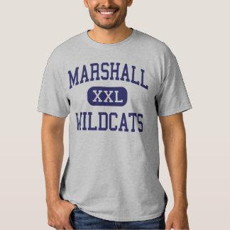 Marshall Wildcats Middle Houston Texas Tee Shirt