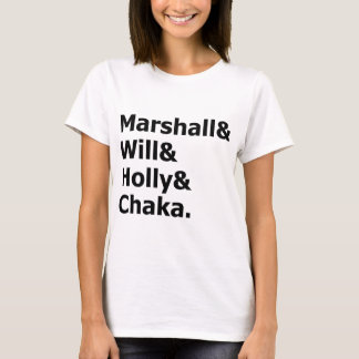 Marshall y Chaka Playera