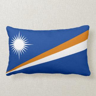 Marshallese flag pillow