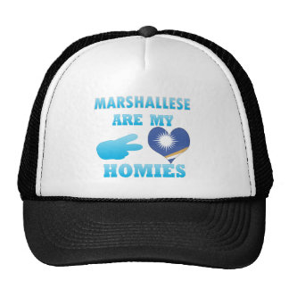 Marshalleses are my Homies Hat