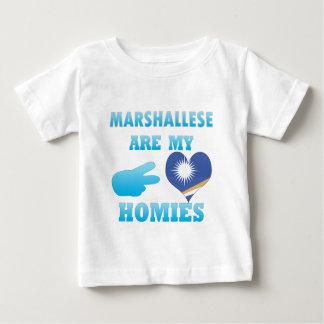 Marshalleses es mi Homies Playera