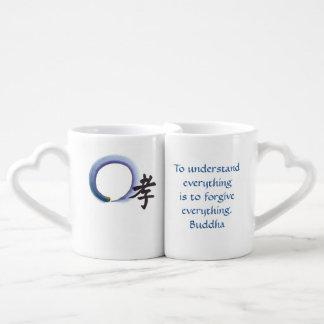 Marshalling Piety, Enso Coffee Mug Set
