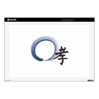 Marshalling Piety Enso Decals For Laptops