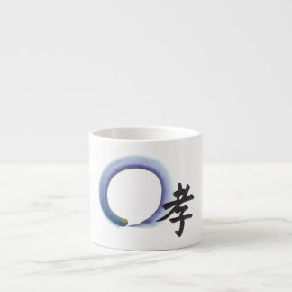 Marshalling Piety, Enso Espresso Cup
