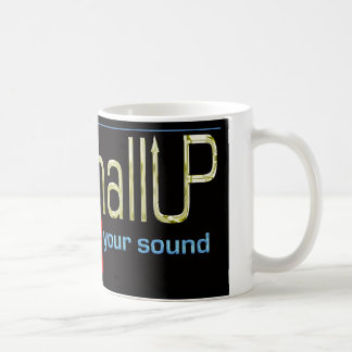 MarshallUP Music Classic White 11 oz Coffee Mug