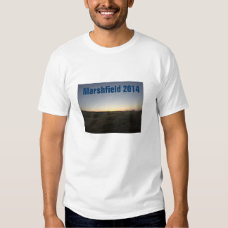 Marshfield Dunes Manly/androgynous T Shirt