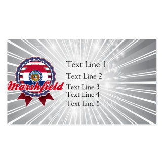 Marshfield, MO Double-Sided Standard Business Cards (Pack Of 100)