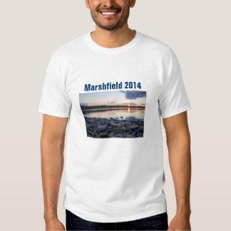 Marshfield Rocks Manly/androgynous T Shirt