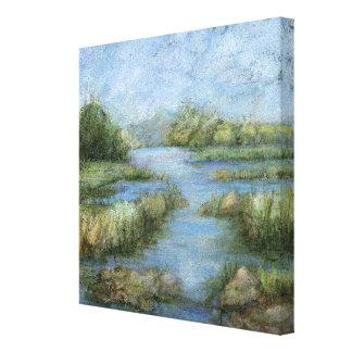 Marshland I Canvas Print