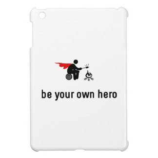 Marshmallow Burning Hero Case For The iPad Mini