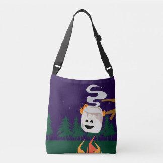 Marshmallow Campfire Joy Crossbody Bag