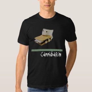 Marshmallow Cannibalism T Shirt