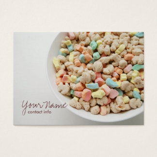 marshmallow cereal profile card