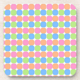 Marshmallow Coasters