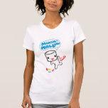 Marshmallow Cutie T Shirt