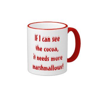 Marshmallow Lover Cocoa Mug