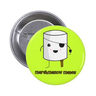 Marshmallow Matey Button