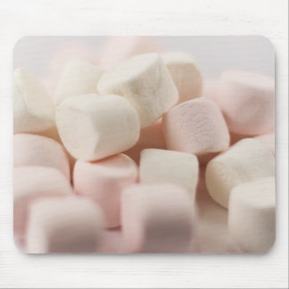 marshmallows mouse pad