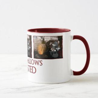 """""""Marshmallows Toasted"""" Panel Mug"""