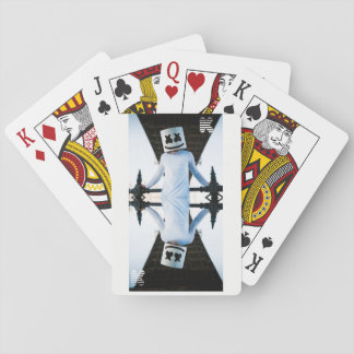 Marshmello Playing Cards