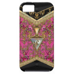 Marshwell Victorian Monogram iPhone 5 Cases