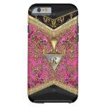 Marshwell Victorian Monogram Tough iPhone 6 Case