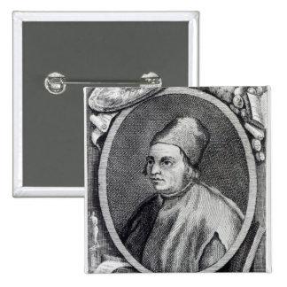Marsilio Ficino Pinback Buttons