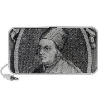 Marsilio Ficino Notebook Speaker
