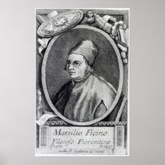 Marsilio Ficino Posters