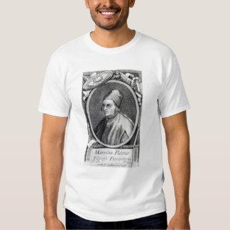 Marsilio Ficino Tee Shirt