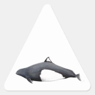 Marsopa de Dall Triangle Sticker