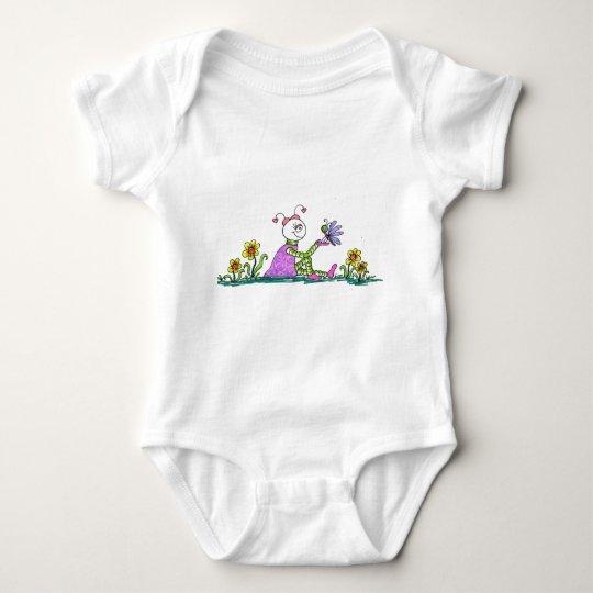 marssy n butterfly baby bodysuit