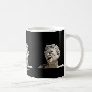 Marsyas Classic White Coffee Mug